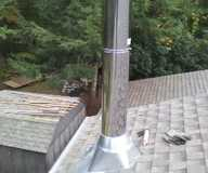 Work by father and son chimney sweep inc. liners east quogue newyork