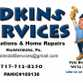 Adkins Services logo