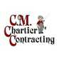 C.M. Chartier Contracting logo