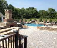 Work by FS Landscaping Contractors, Inc.
