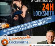 Work by Lawrenceville Locksmiths