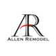 Allen Remodel logo